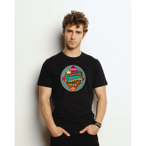 100% Quality Man T-Shirt