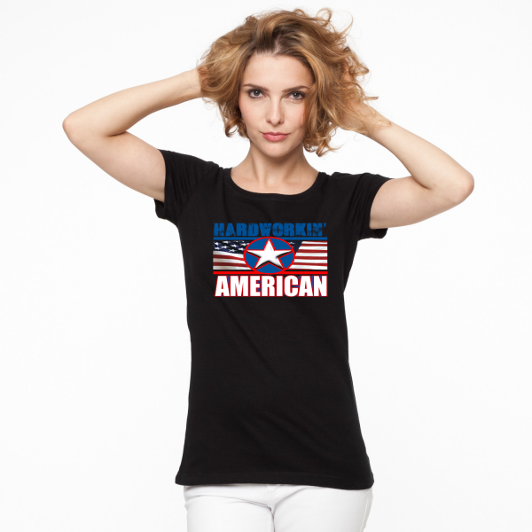 Hard Workin' American T-Shirt